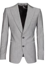 Viktor & Rolf Light Grey Jacket  - Lyst