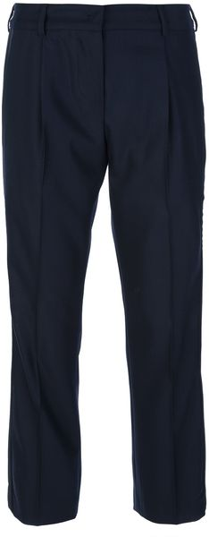 Vionnet Cropped Tailored Trouser - Lyst