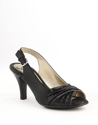 Söfft Temira Leather Slingback Pumps - Lyst