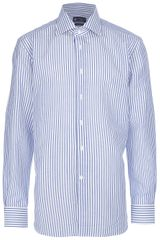 Corneliani Striped Shirt - Lyst