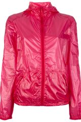 Aspesi Hooded Waterproof Jacket - Lyst