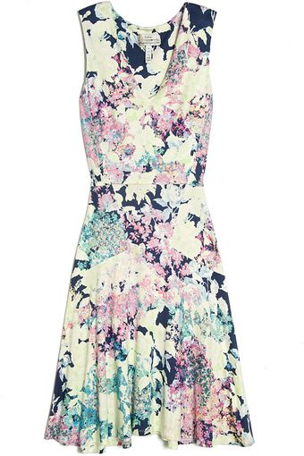 Erdem Rhoda Sleeveless Dress - Lyst