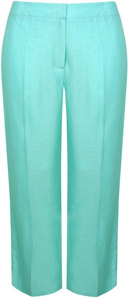 Ann Harvey Crinkle Trouser - Lyst