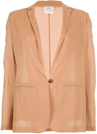 Forte Forte Single Button Blazer - Lyst