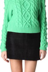 Marc By Marc Jacobs Blake Jumper - Lyst