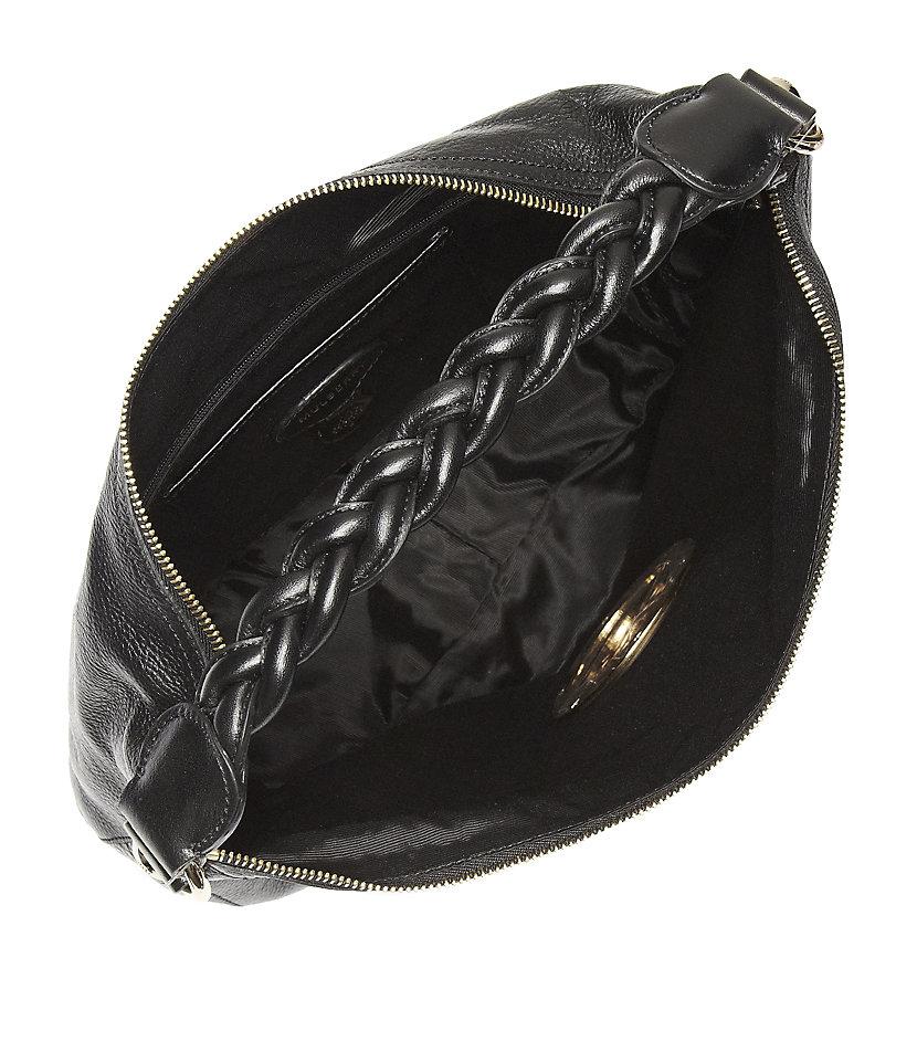 Mulberry Daria Medium Hobo Bag in Black - Lyst d8730a4cf522c