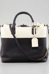 Reed Krakoff Gym I Colorblock Tote Bag - Lyst