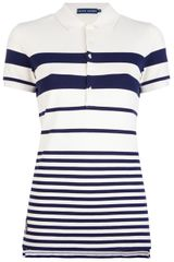 Ralph Lauren Striped Polo Shirt - Lyst