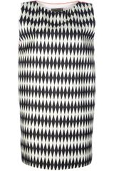 Fausto Puglisi Sleeveless Dress - Lyst
