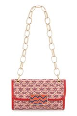 Missoni Knit Chain Shoulder Bag - Lyst