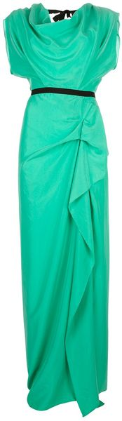 Roland Mouret Barcewell Dress - Lyst