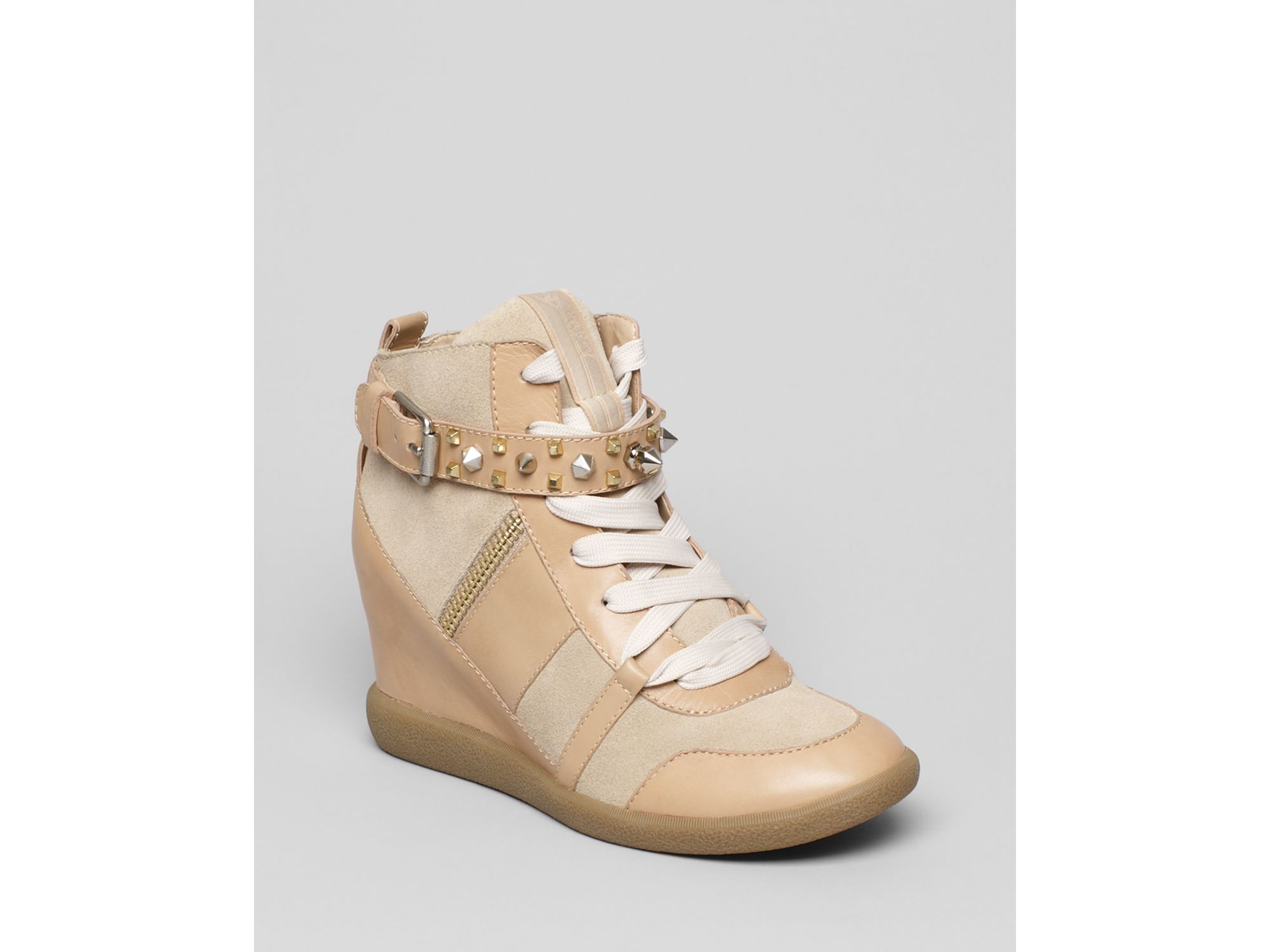 cf9820f38adc33 Gallery. Previously sold at  Bloomingdale s · Women s Wedge Sneakers
