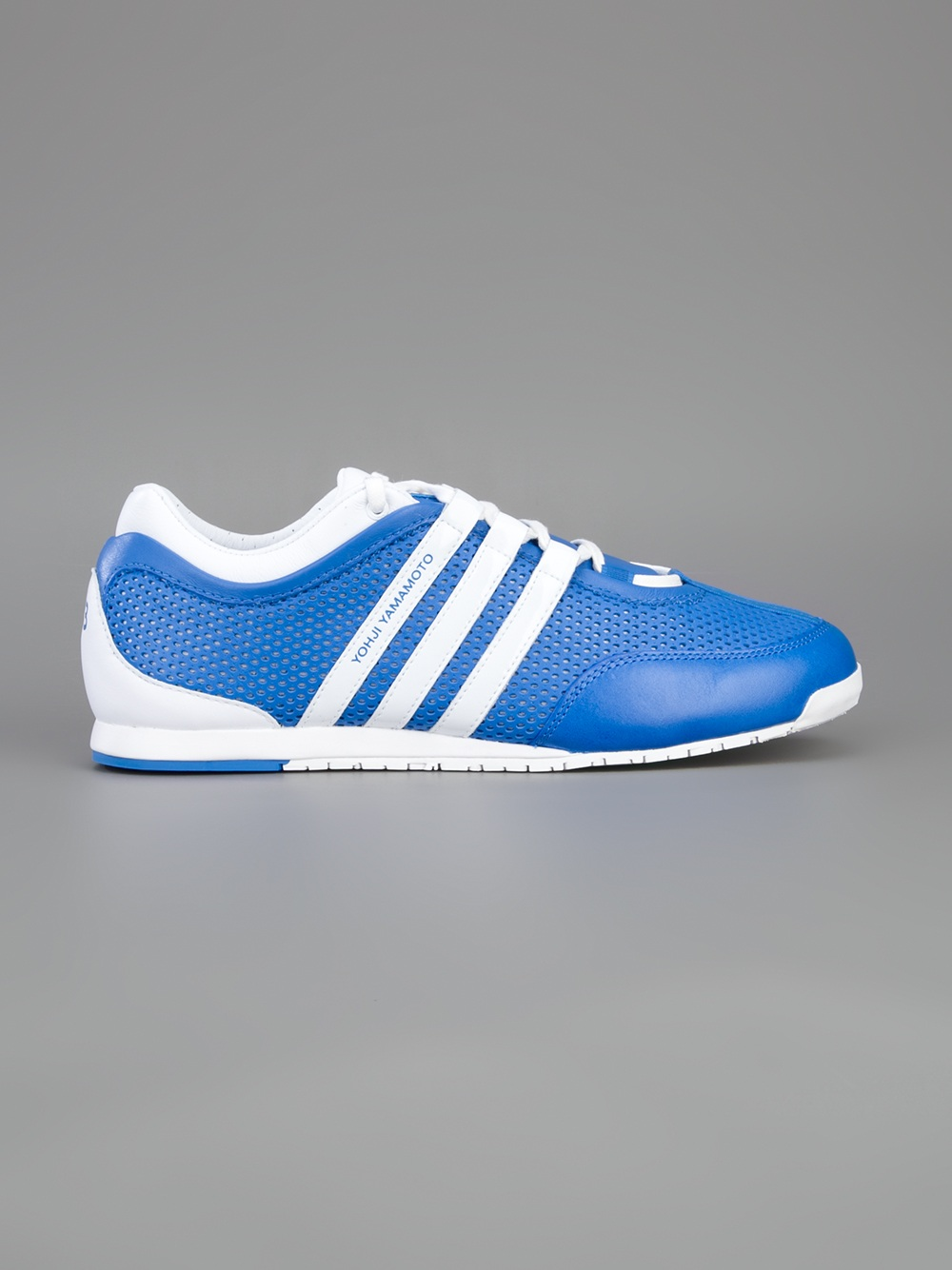 finest selection 88b85 0f6fd Y-3 Boxing Sneakers in Blue for Men - Lyst