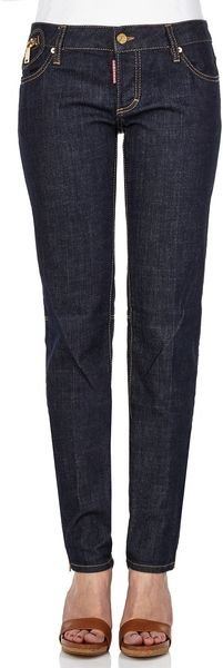 DSquared2 Jeans Blue - Lyst