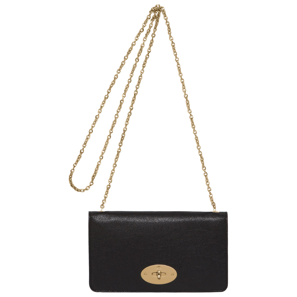 9fa8d1caab ... australia lyst mulberry bayswater clutch wallet in black 77f0d 46c87