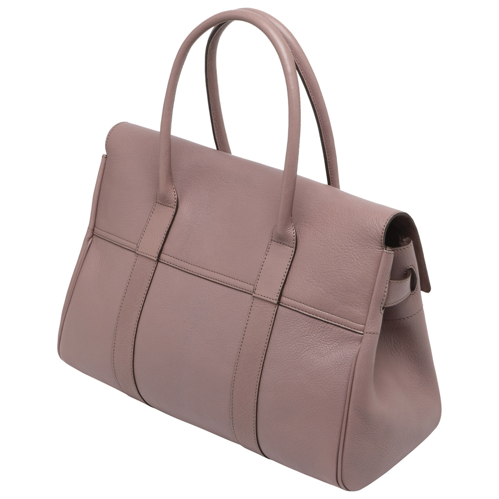 Lyst mulberry bayswater in purple for The bayswater