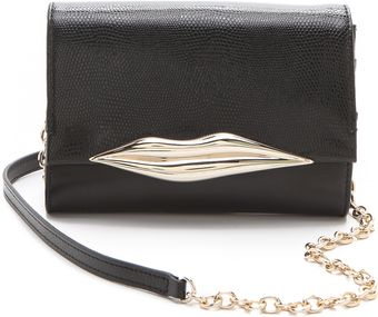 Diane Von Furstenberg Lips Mini Cross Body Bag - Lyst
