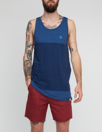 Insight Stripe Combo Tank - Lyst