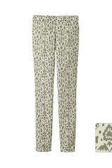 Uniqlo Women Print Leggings Trousers - Lyst