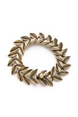 Giles & Brother Victory Chain Bracelet - Lyst