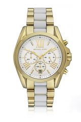 Michael Kors Bradshaw Chronograph Watch - Lyst