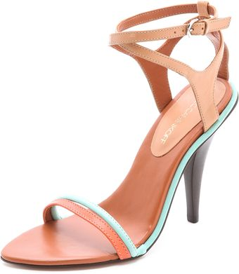 Rebecca Minkoff Bellina High Heel Sandals - Lyst