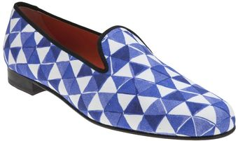 Saloni Dandy Slipper - Lyst