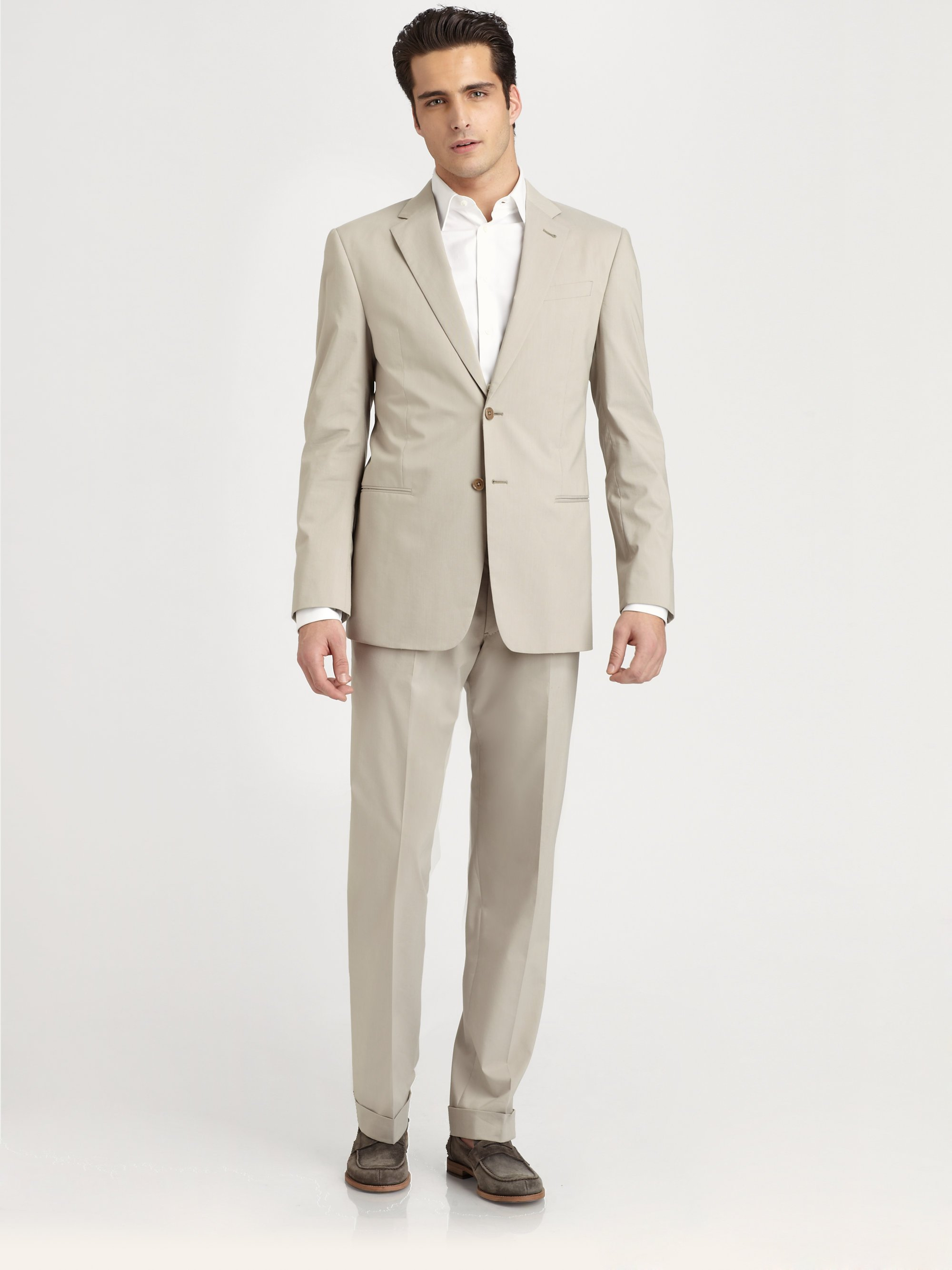armani suit for men | Fashion Freestyler