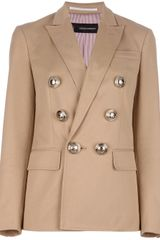DSquared2 Double-Breasted Blazer - Lyst
