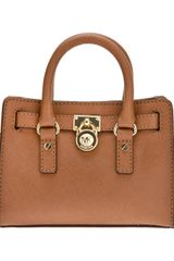 Michael by Michael Kors Hamilton Shoulder Bag - Lyst