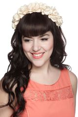 ModCloth Take Me To The Trellis Headband - Lyst