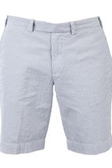 Polo Ralph Lauren Seersucker Short - Lyst
