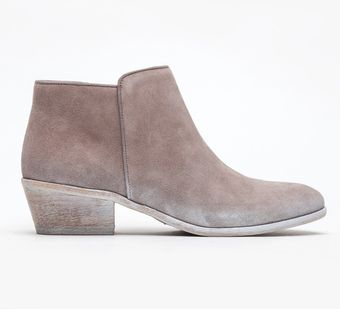 Sam Edelman Petty Suede in Smokey Praline - Lyst