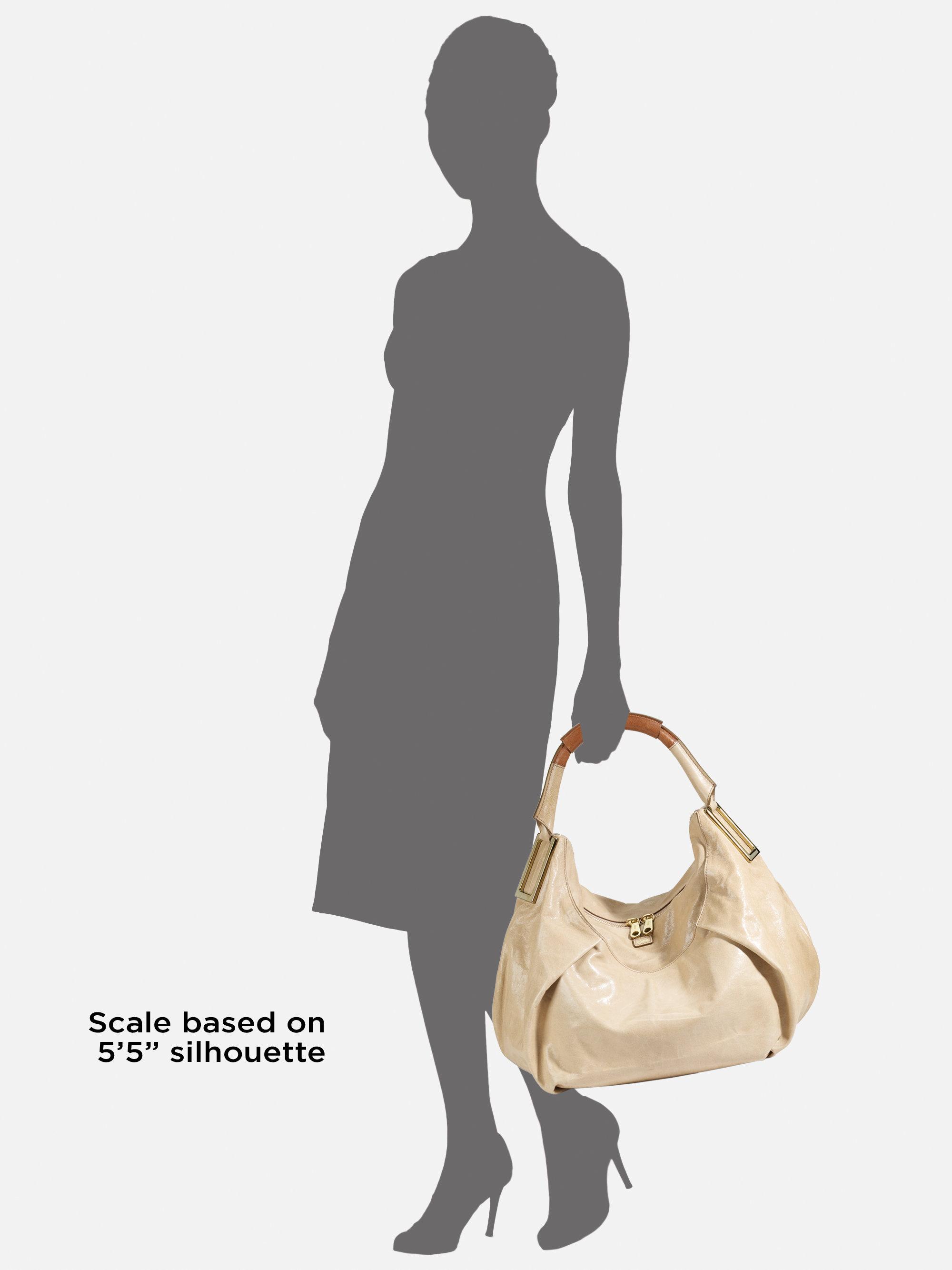 Chlo¨¦ Ethel Large Leather Hobo in Beige (brown) | Lyst