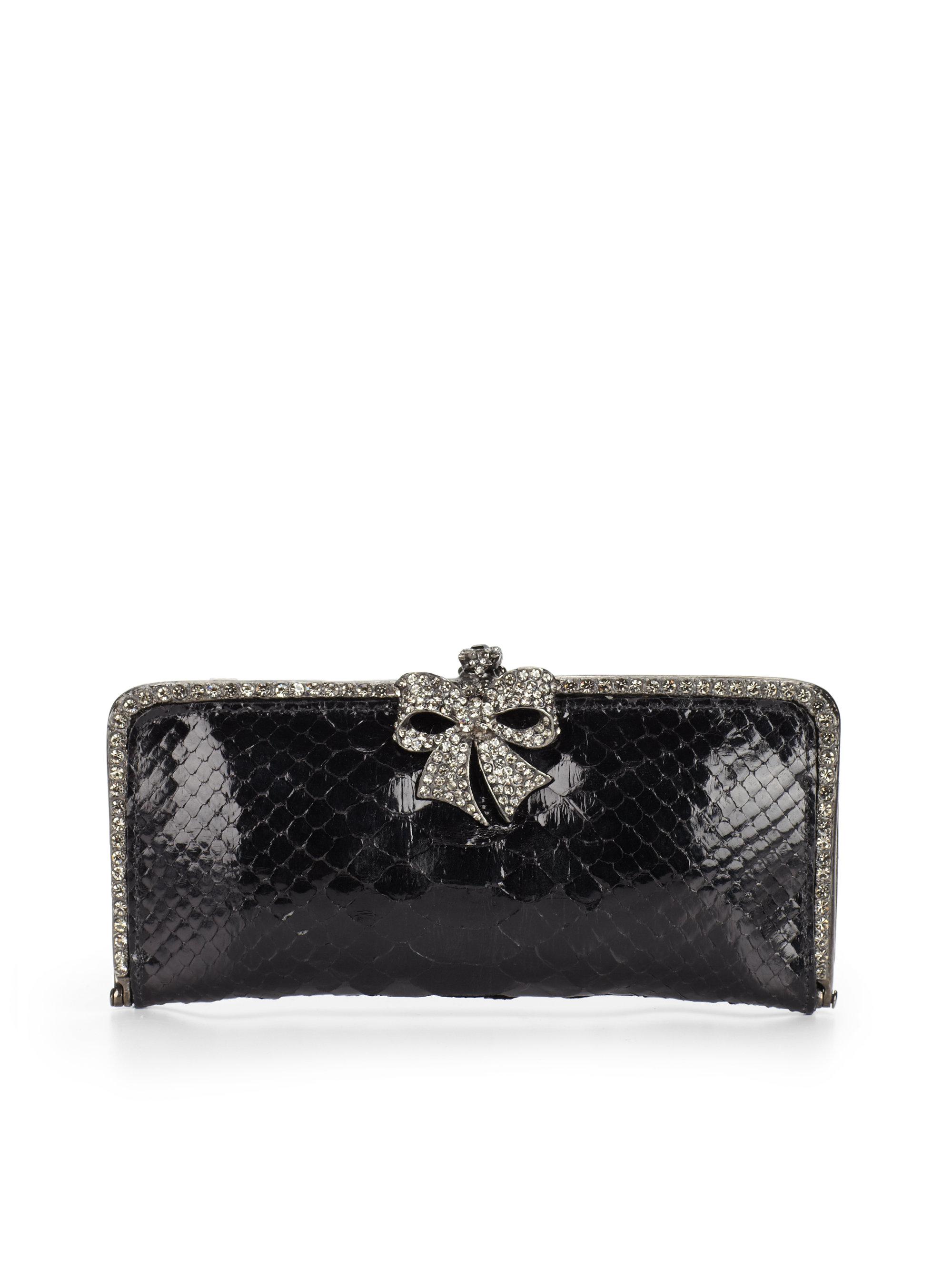 where to buy chloe handbags - chloe python crystal bow clutch, chloe replica shoes