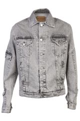 Mugler Denim Jacket - Lyst