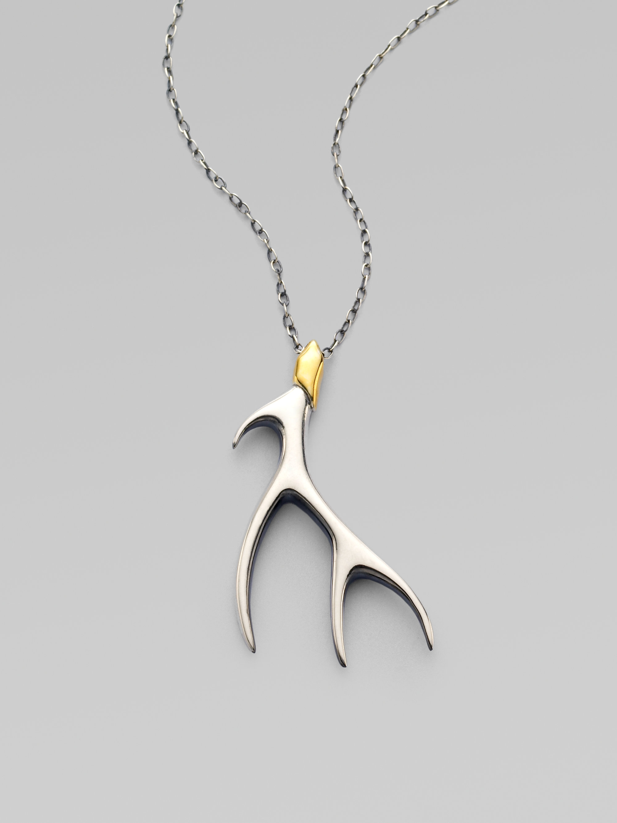lotus sterling asp pendant necklace p silver minimal