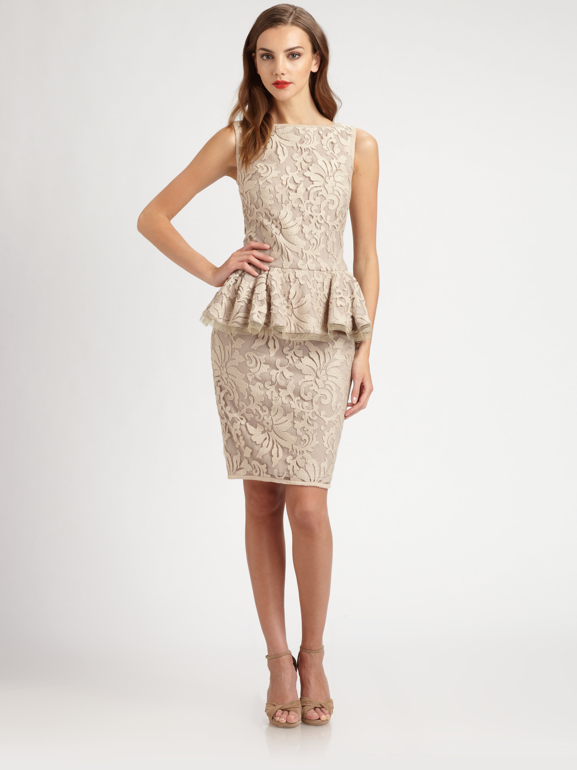 Find great deals on eBay for peplum dress lace. Shop with confidence.