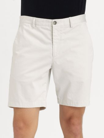 Theory Zaine Clifton Shorts - Lyst