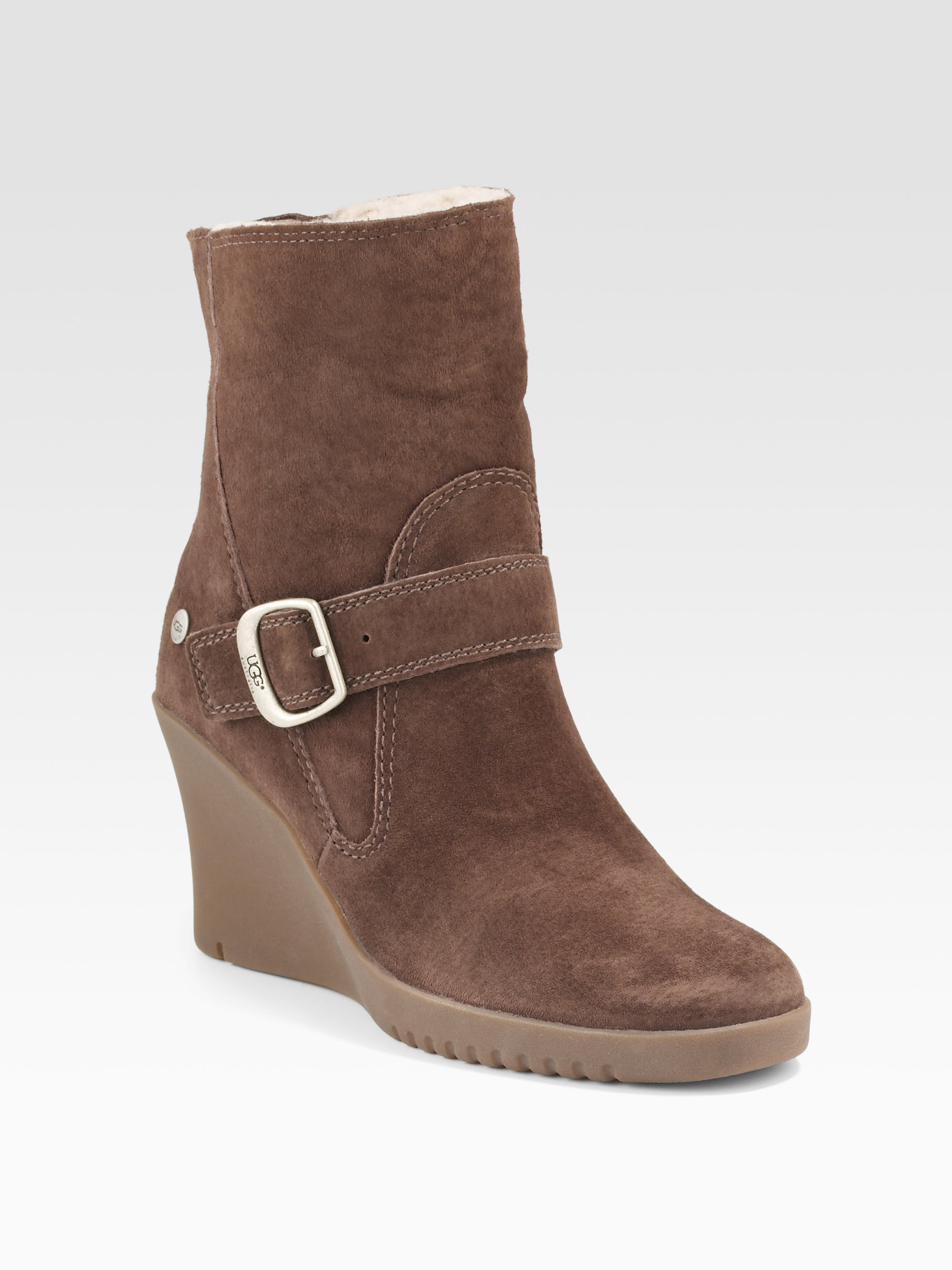 Shop eBay for great deals on Wedge Suede Ankle Boots for Women. You'll find new or used products in Wedge Suede Ankle Boots for Women on eBay. Free shipping on selected items.