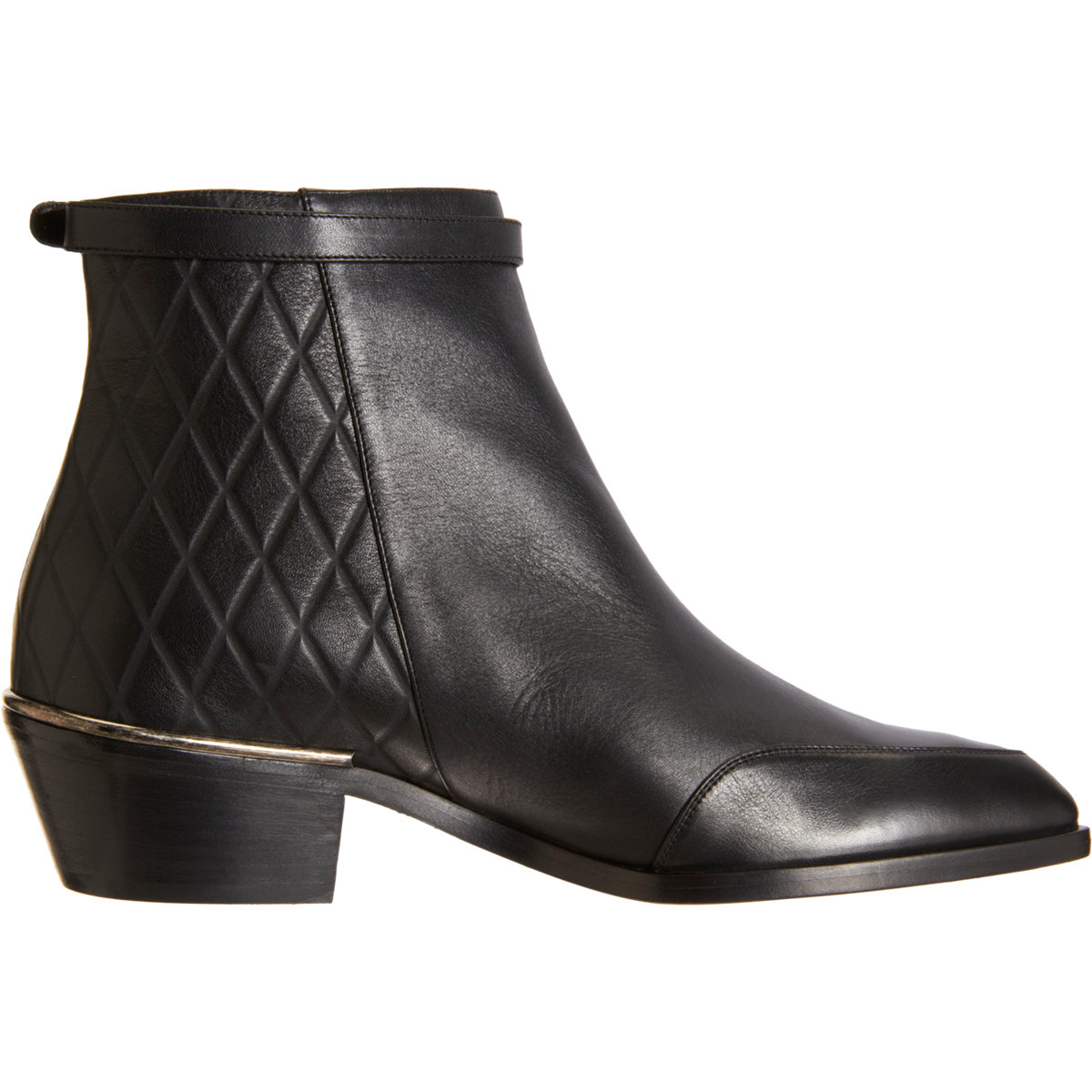 Chloé Quilted Ankle Boots cheap price wholesale 8VlXoZb