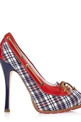 DSquared2 Shoes Plaid - Lyst