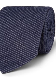 J.Crew Microstriped Cotton Tie - Lyst