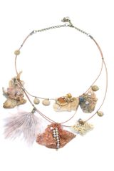 Krista R Keepsake Necklace - Lyst