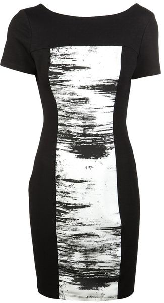 Obakki Static Panel Dress - Lyst