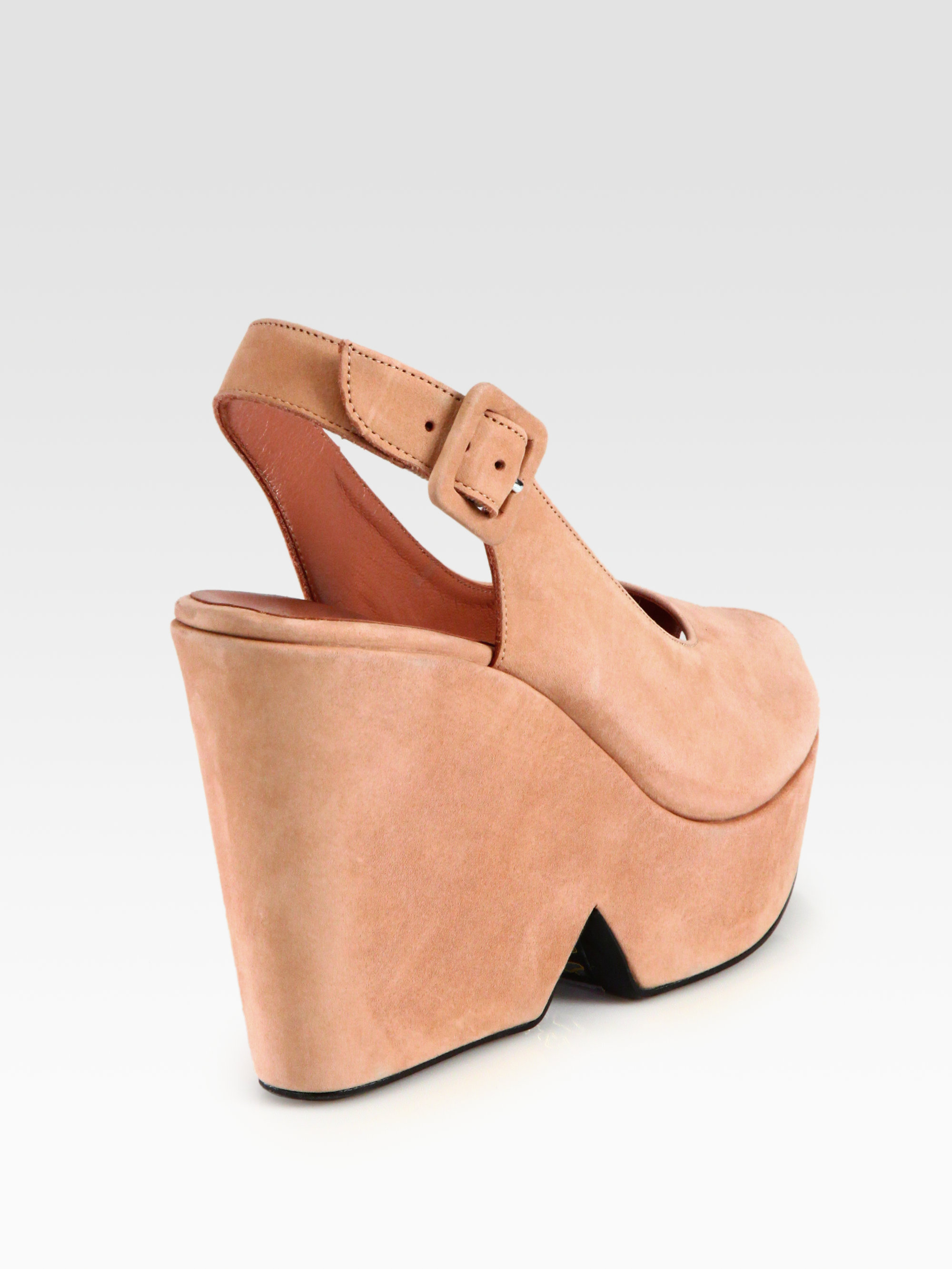 Robert Clergerie Clergerie Paris Cutout Platform Sandals cheap tumblr buy cheap genuine outlet store Locations bocrDMr