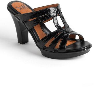 Söfft Pascale Slipon Sandals - Lyst