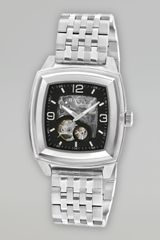 Breil Orchestra Square Automatic Skeleton Watch - Lyst
