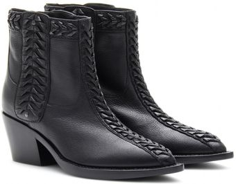 Haider Ackermann Leather Ankle Boots - Lyst