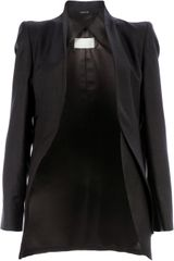 Maison Martin Margiela Structured Layered Blazer - Lyst